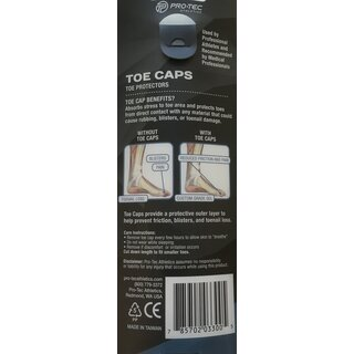 Pro-Tech Toe Caps protector one size