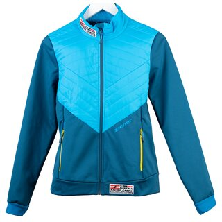Ziener Softshell Methyl Blue Lady
